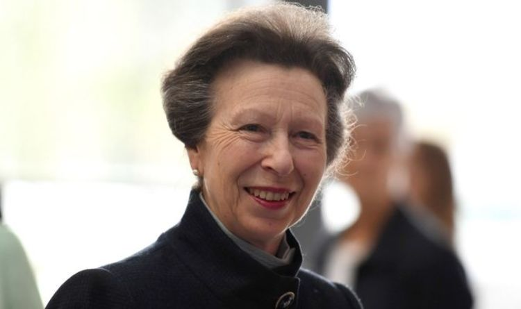, Princess Anne jokes with former A&E nurse while she awards OBE for amazing PPE campaign, The Habari News
