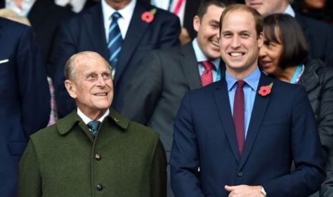 Prince William pays touching tribute to Prince Philip during BBC climate change interview