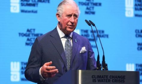 Prince Charles set for 'seismic' royal tour to make 'big noise' in support of climate