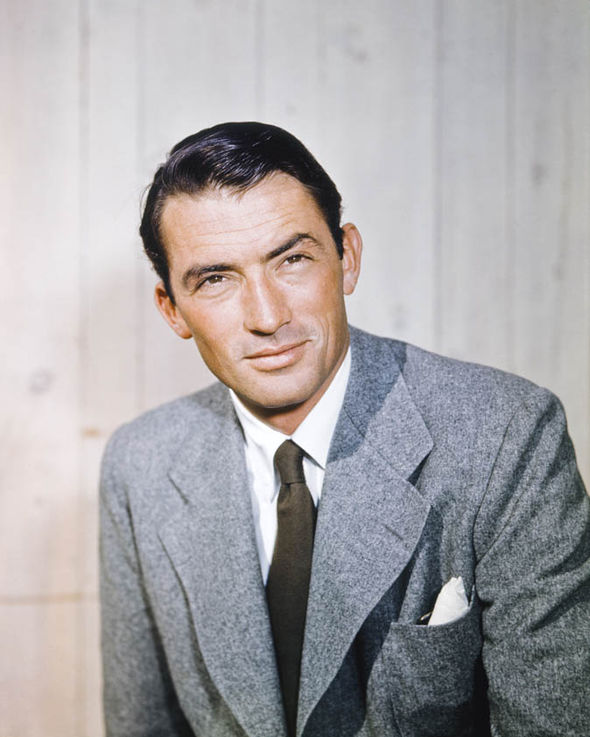 Ten things you never knew about Gregory Peck   Express.co.uk