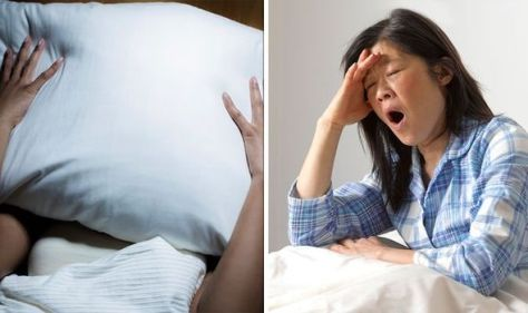Sleep: Three 'underlying health conditions' that could trigger insomnia – tips to sleep