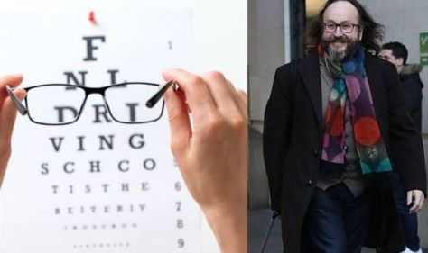 Dave Myers: Hairy Biker mistook glaucoma symptoms for 'hangover'