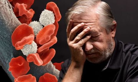 Blood cancer: Three symptoms often 'dismissed and downplayed' and it can be 'devastating'
