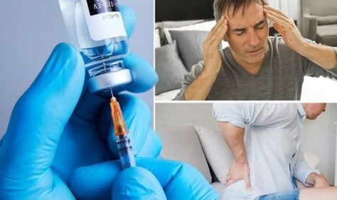 Pfizer booster shot: Six side effects to expect following your third shot - CDC new report