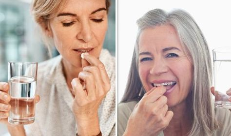 Best supplement for menopause: Medical experts agree on their favourite go-to treatment