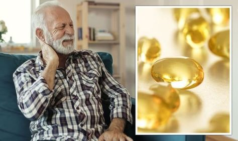Vitamin D: Signs you've taken too many vitamin D supplements - 'harmful' effects to spot