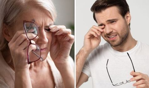 One in two people have an condition that is a risk factor for sight loss