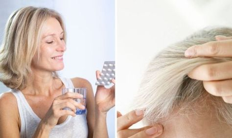 Hair loss treatment: The key treatment that could stop menopause hair loss