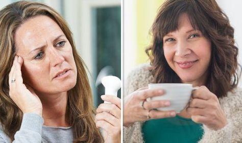 Menopause: A flowery tea shown to address memory fog – and other natural remedies