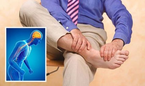 Parkinson's disease: The sign in your feet and toes - most common symptoms