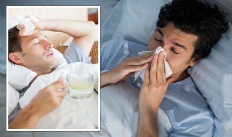 Have you got the super cold? 8 tips to help you sleep when you have a cough or blocked nos