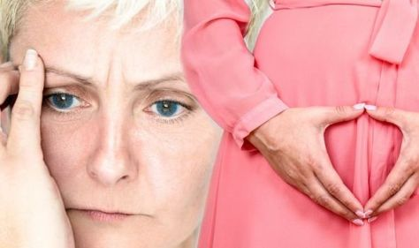 Menopause: Fluctuating hormone levels affect a woman's eyes – five symptoms to spot