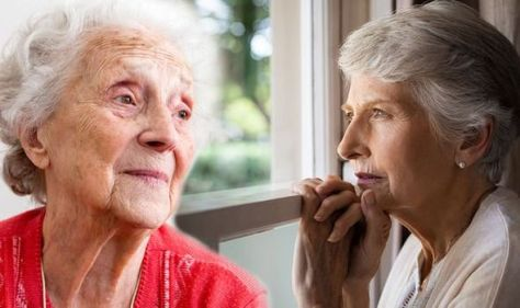 Dementia: The five main and early signs of the brain-degenerative condition to spot