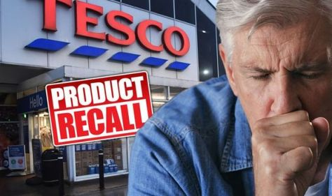 Tesco recalls own-brand chest and cold medicine amid health concerns - MHRA issues advice