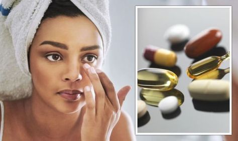 Vitamin D deficiency symptoms: The sign in the eyes signalling low levels