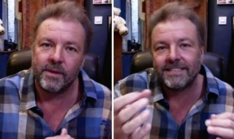 'Was absolutely horrid!' Martin Roberts on debilitating illness that struck him in July