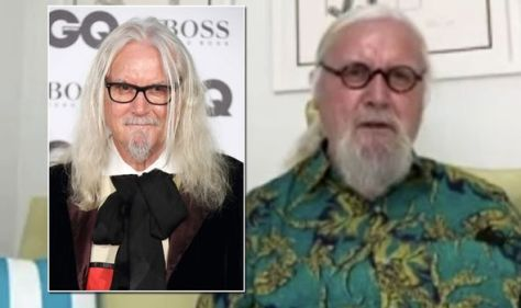 Billy Connolly updates fans on ongoing health battle - 'There are good days and bad days'