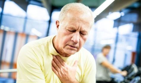 Heart disease early signs: The 5 symptoms to watch for before a heart attack