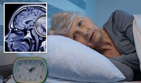 Parkinson's disease symptoms: Five early indications of the condition that occur at night