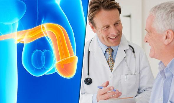 Penis doctor patient