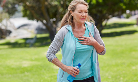 Underactive thyroids: Symptoms of hypothyroidism include breathlessness  What is an underactive thyroid? Symptoms of hypothyroidism revealed | Health | Life & Style Underactive thyroid Symptoms of hypothyroidism include breathlessness 1003181