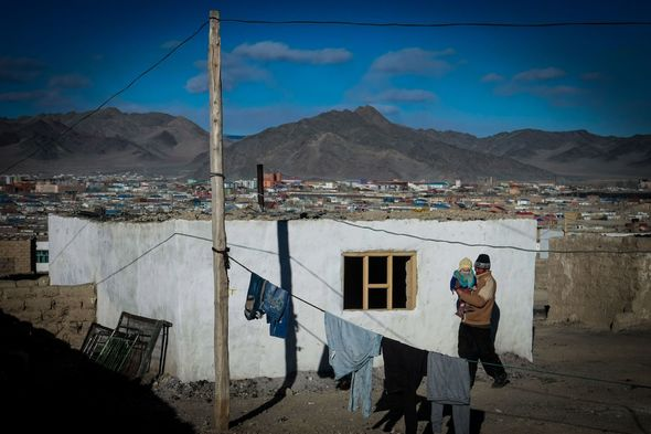Bubonic plague: Mongolia