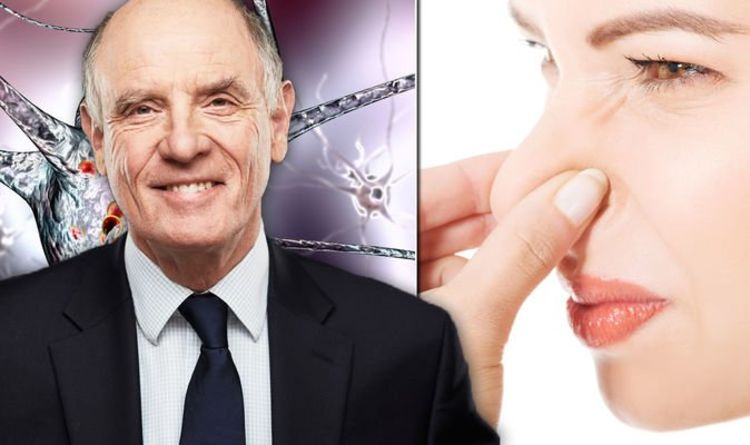 1100296 Parkinson's disease warning - the smelly symptom you should never ignore