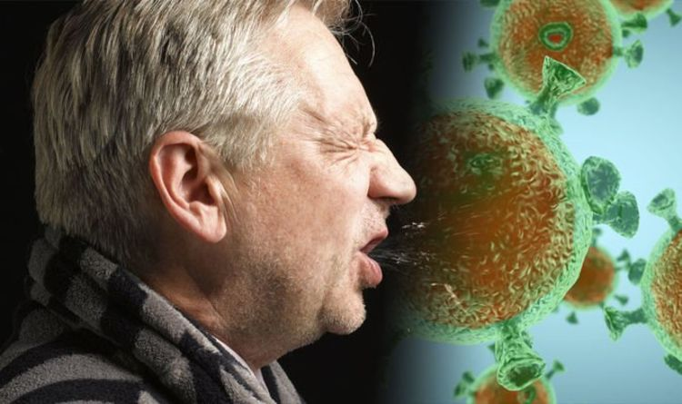 Coronavirus symptoms: Is sneezing a symptom? Less common signs of ...
