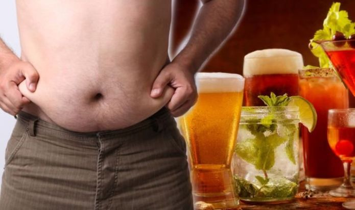 Fatty liver disease: Alcoholic drinks to avoid which are increasing your risk of condition