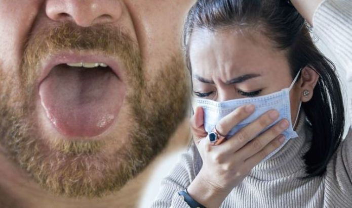 Coronavirus symptoms update: Mouth symptoms include loss of taste, dry mouth and blisters