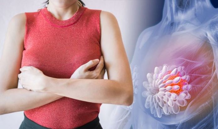 Cancer symptoms: All 12 physical signs of breast cancer you can see or feel