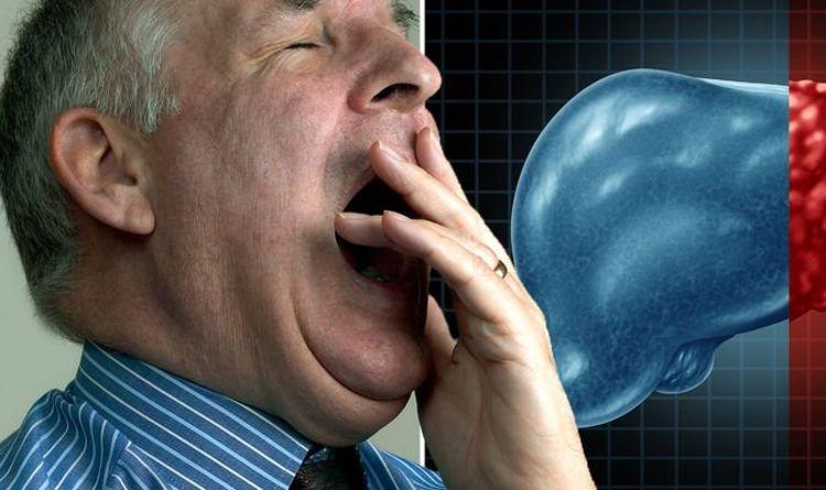 Non-alcoholic fatty liver disease: The three main symptoms to spot - BMJ study