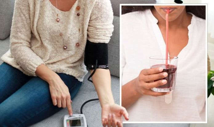 High blood pressure: Three drinks that could have a positive effect on your reading