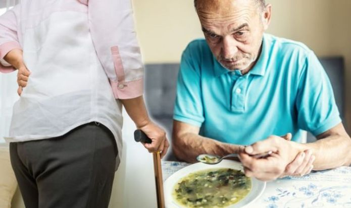 Parkinson's disease: Four signs that could indicate your risk of developing the condition