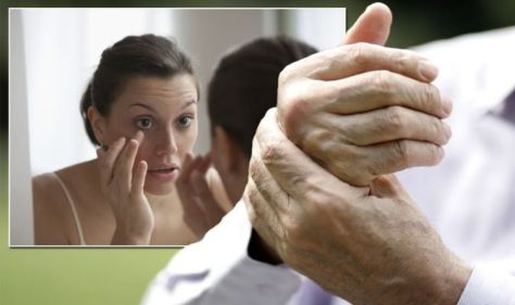 High cholesterol: Three symptoms found on the hands, skin and eyes warning of risk