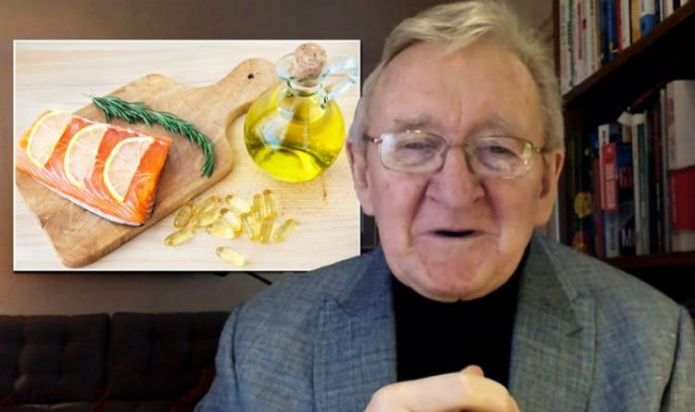 Dr Chris warns taking omega-3 supplements could put you at higher risk of heart disease