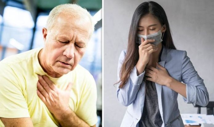 Heart attack symptoms: The 'less common' signs of a heart attack you might be missing