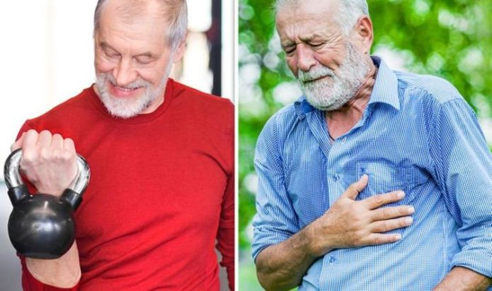 Heart attack warning: Avoid certain activities if you have a heart condition