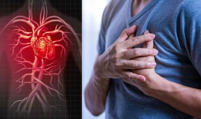 Heart attack symptoms: The five signs 'you should never ignore' - FULL list