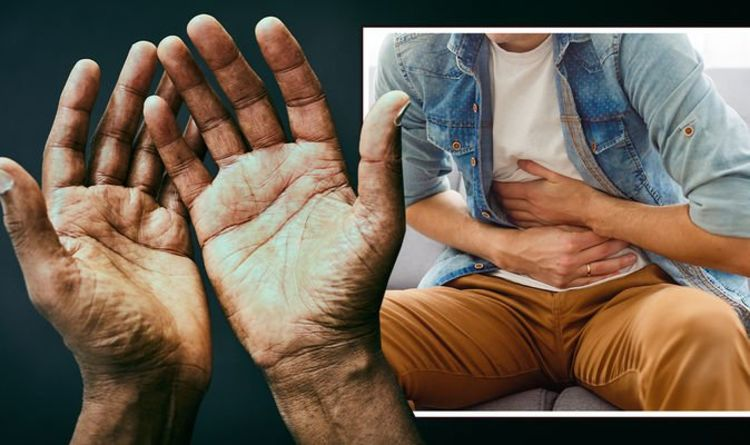 Fatty liver disease symptoms: Four signs on the hand can indicate your organ is damaged