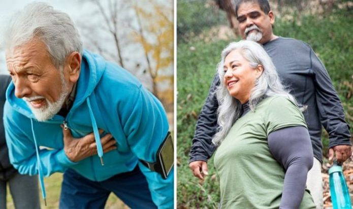 Heart attack: Expert shares five tips to exercise safely if you suffer from chest pain