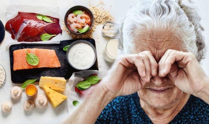 Vitamin B12 deficiency: Peculiar symptom in the eyes known as blepharospasm – what is it?