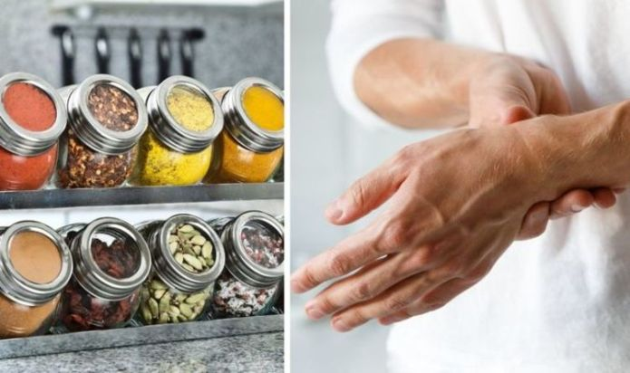Arthritis diet: The 60p spice to avoid arthritis symptoms and joint pain