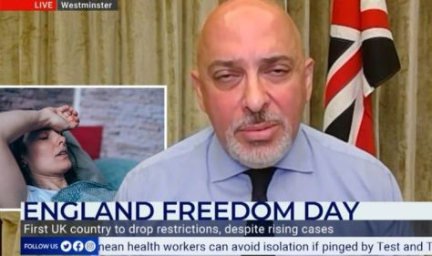 Zahawi issues warning on flu this winter 'we're launching mass vaccination programme'