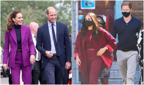 Kate Middleton's style receives mostly 'love' online - Meghan receives mostly 'laughter'