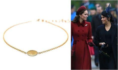 Meghan Markle gave Kate gold bracelet: Touching symbolism behind £331 wedding gift