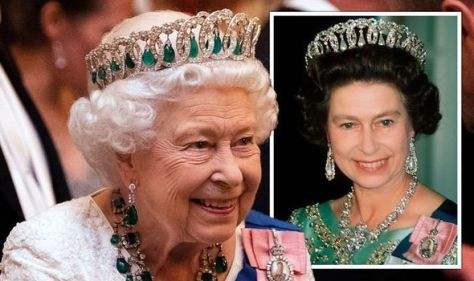The incredible story behind the Queen's smuggled tiara - 'Rooted in revolution'