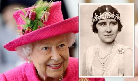 Why Queen's precious tiara has a sweet link to Queen Mother