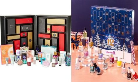 Best Beauty Advent Calendars to buy for Christmas 2021