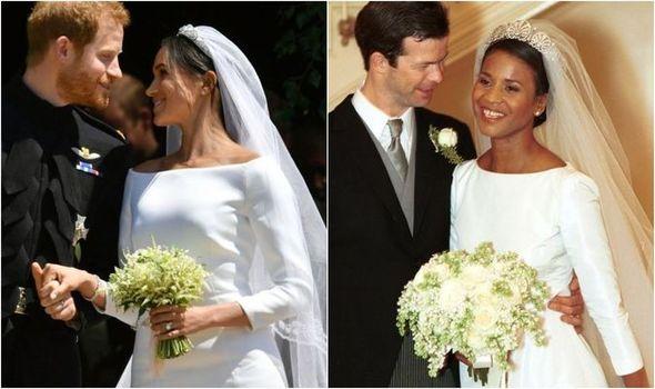 Meghan Markle's wedding dress 'definitely inspired' by Princess Angela of Liechtenstein